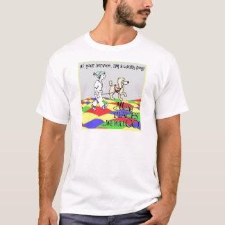 Camiseta En su copia del servicio C&B