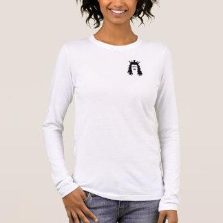 Camiseta encantadora del friki de W