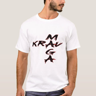 Camiseta Encima de y abajo Krav Maga
