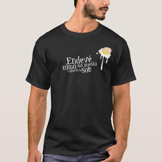 Camiseta Endeve
