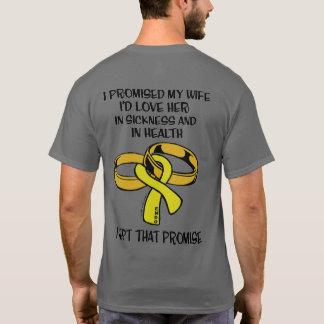 Camiseta Endometriosis de la enfermedad/de la salud…