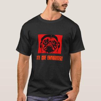Camiseta ¡Endurecer del que del heno!