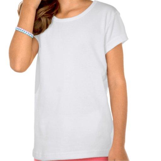 Camiseta Enfermera Cuidame Azul para niña