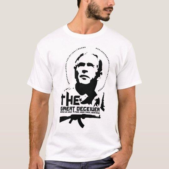 Camiseta engañado