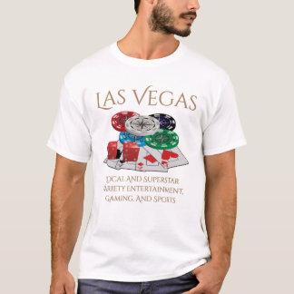 Camiseta Engranaje del jugador de Las Vegas
