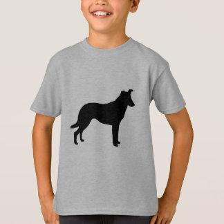 Camiseta Engranaje liso del collie