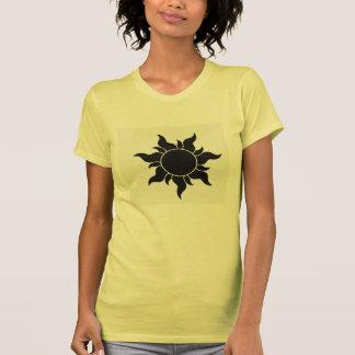 Camiseta enredada de Sun