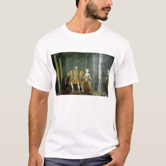 Camiseta Enrique VIII y familia
