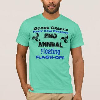 Camiseta ¡ENSENADA del FIESTA de la cala del ganso QUE