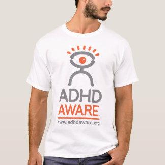 Camiseta enterada de ADHD