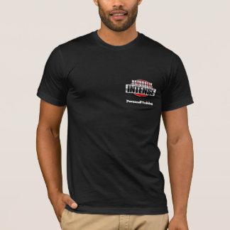 Camiseta Entrenamiento personal naturalmente intenso de NYC