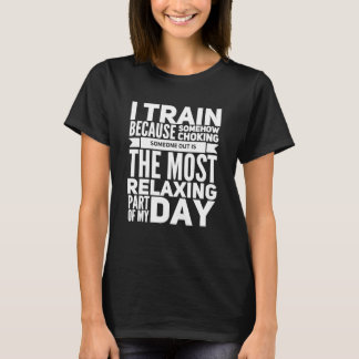 Camiseta Entreno porque de alguna manera acuñar alguien