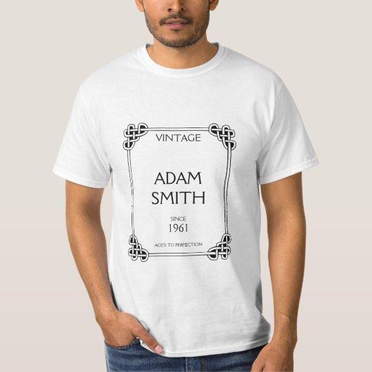 Camiseta Envejecido a la perfección
