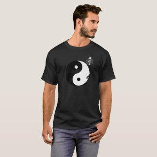 Camiseta Equilibrio armonioso en el vinilo