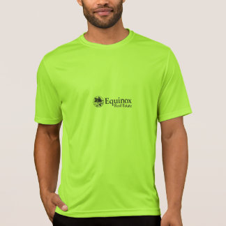 Camiseta ¡Equinoccio mientras que usted ejercita!