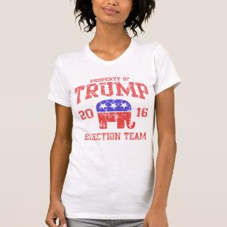 Camiseta Equipo 2016 de la elección de Donald Trump