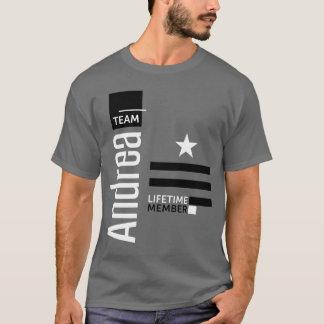 Camiseta Equipo Andrea