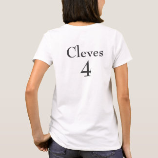 Camiseta Equipo Cleves