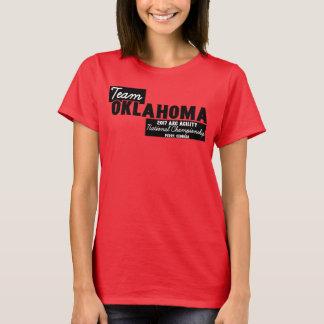 Camiseta Equipo de 2017 nacionales de AKC Oklahoma