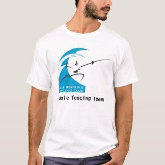 Camiseta Equipo de cercado de Haole