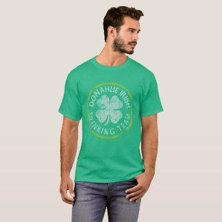 Camiseta Equipo de consumición del irlandés de Donahue