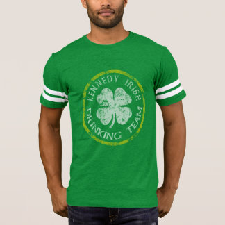 Camiseta Equipo de consumición del irlandés de Kennedy