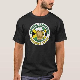 Camiseta Equipo de consumición jamaicano oficial