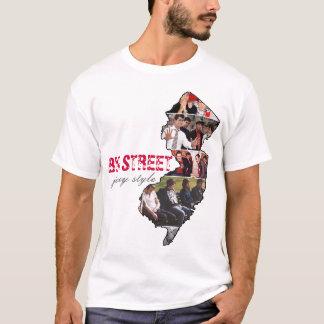 Camiseta equipo de la calle de los bn; nj