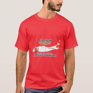 Camiseta Equipo del aire de Miami de la estación aérea de