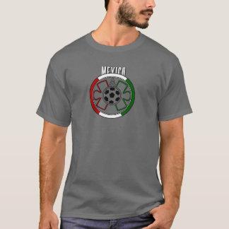 Camiseta equipo del futbol de México