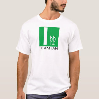 Camiseta Equipo Ian