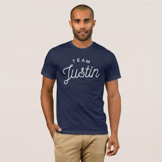 Camiseta Equipo Justin