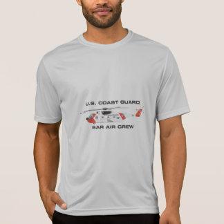 Camiseta Equipo San Diego del aire de USCG SAR