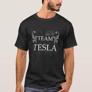 Camiseta ¡Equipo Tesla!!