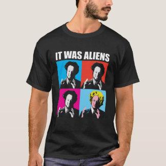 Camiseta Era extranjeros