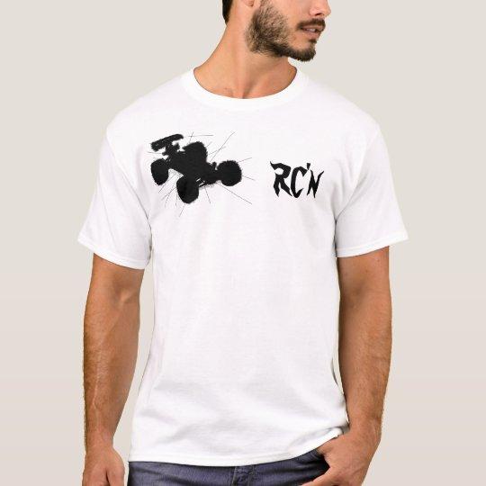 Camiseta erevo, RC'n