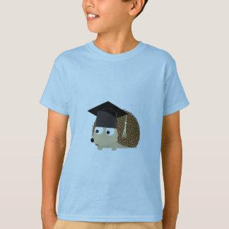 Camiseta Erizo de la graduación