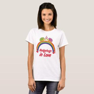 Camiseta Erizo en amor