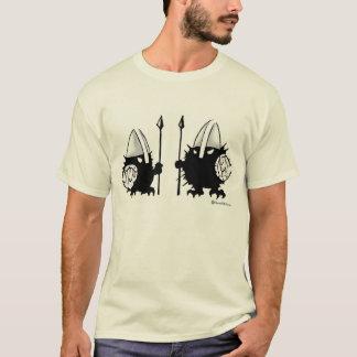 Camiseta ¡Erizos de Viking!!