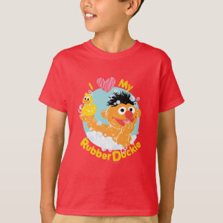 Camiseta Ernie ama Duckie