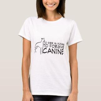 Camiseta Errar es humano