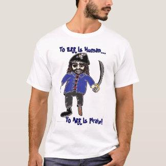 Camiseta Errar es humano…