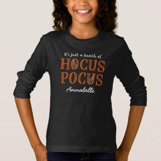 Camiseta Es apenas un manojo de fórmula de prestidigitador