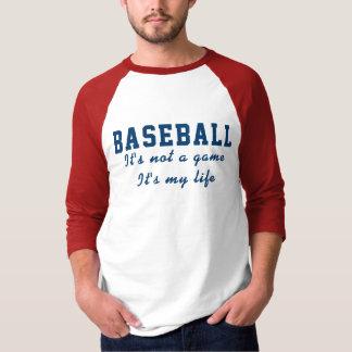 Camiseta Es mi vida