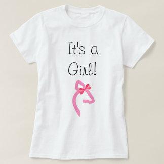 Camiseta ¡Es un chica de los ciervos!