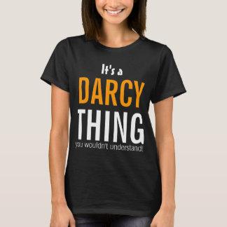 Camiseta Es una cosa de Darcy que usted no entendería
