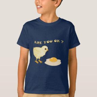 Camiseta ¿Es usted aprobado?