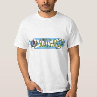 Camiseta Escocés-Irlandesa