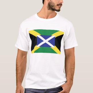 Camiseta Escocés jamaicano