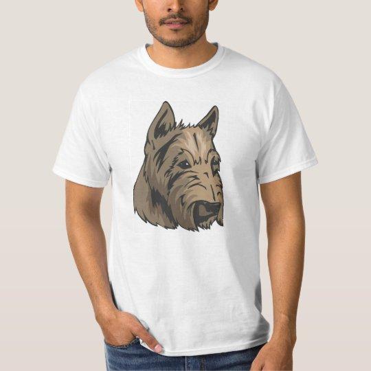 Camiseta Escocés Terrier